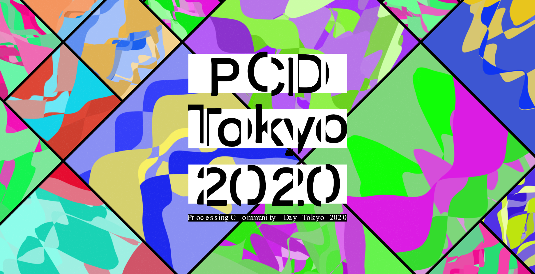 Processing Community Day Tokyo 2020
